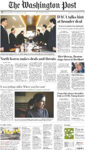 The Washington Post - January 10, 2018