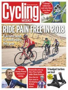 Cycling Weekly - January 10, 2018