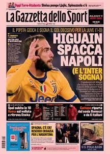 La Gazzetta dello Sport - 2 Dicembre 2017
