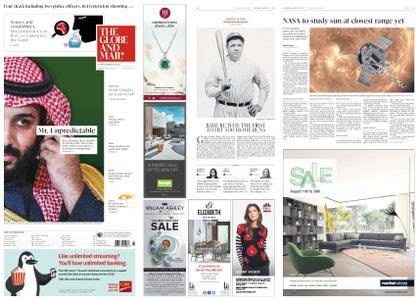 The Globe and Mail – August 11, 2018