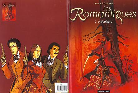 Les Romantiques - Tome 1 - Heidelberg