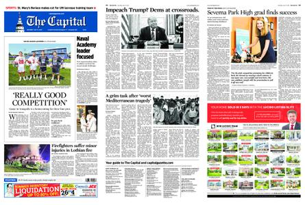 The Capital – July 27, 2019