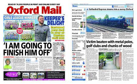 Oxford Mail – May 16, 2018