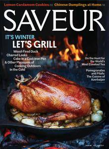 Saveur - February/March 2017