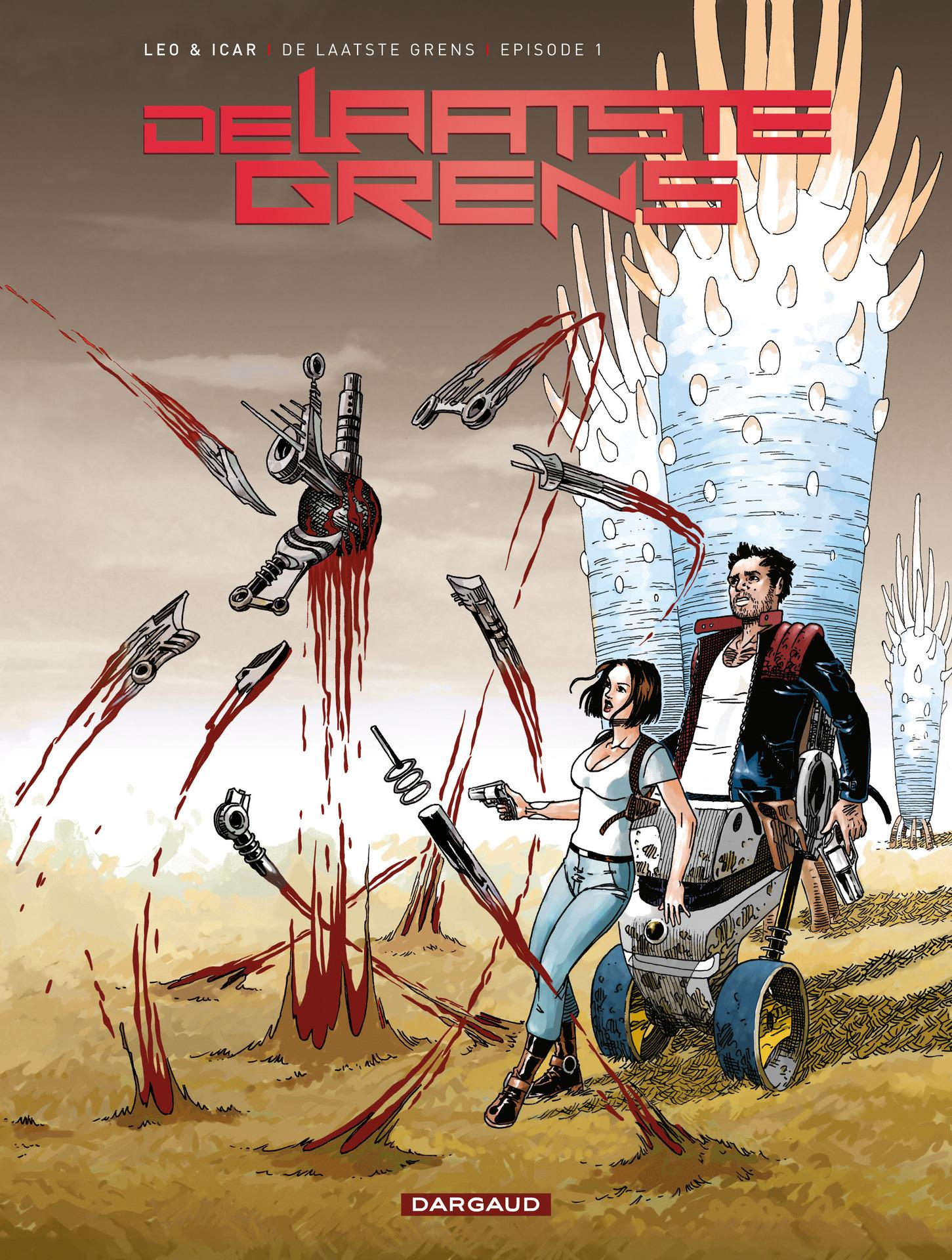 Laatste Grens, De/Laatste Grens, De - 03 - Episode 3
