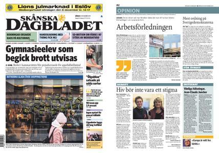Skånska Dagbladet – 30 november 2019