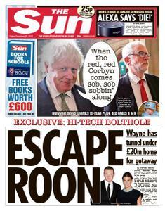 The Sun UK - 20 December 2019