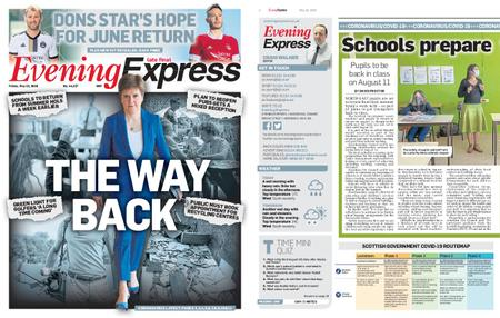 Evening Express – May 22, 2020