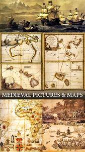 Sea Charts - Medieval Maps & Atlases