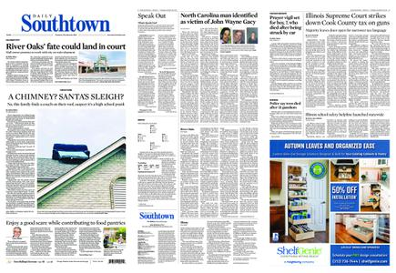 Daily Southtown – October 26, 2021