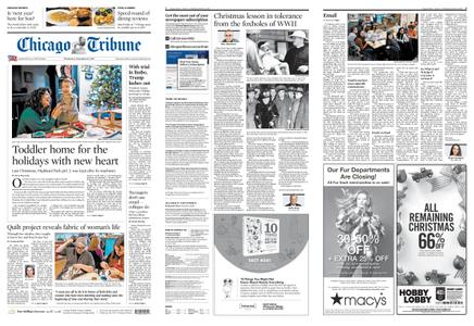 Chicago Tribune – December 25, 2019
