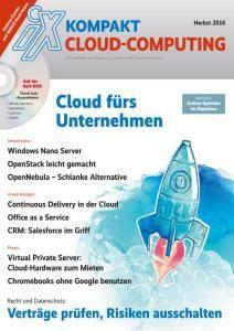 iX Magazin Kompakt Cloud-Computing - Herbst 2016