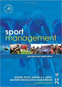Sport Management: Principles and Applications, 4 edition