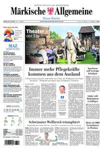 Märkische Allgemeine Dosse Kurier - 29. Juli 2019