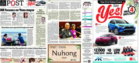 The Guam Daily Post – December 28, 2019