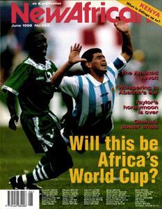 New African - June 1998