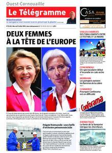 Le Télégramme Ouest Cornouaille – 03 juillet 2019