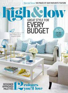 Style at Home Special Issue - High & Low 2017