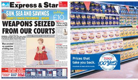 Express and Star City Edition – January 07, 2019