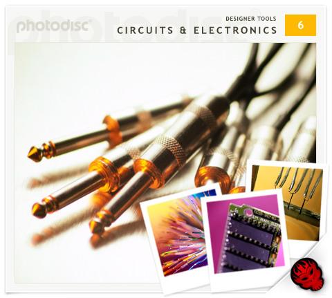 Photodisc Designer Series Vol. 6 - Circuits & Electronics