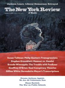 The New York Review of Books - January 14, 2021