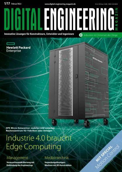 Digital Engineering - Februar-März 2017