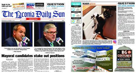 The Laconia Daily Sun – October 23, 2019