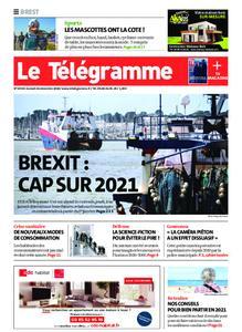 Le Télégramme Brest Abers Iroise – 26 décembre 2020
