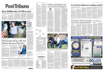 Post-Tribune – June 24, 2021