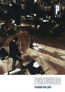 Portishead - Live in Roseland, New York (PNYC Live) DVD