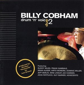 Billy Cobham - Drum 'n' Voice 2 (2006) {Just Groove} [Re-Up]