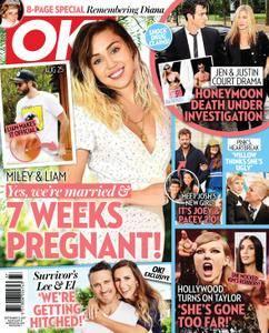 OK! Magazine Australia - September 11, 2017
