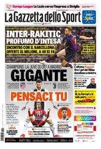 La Gazzetta dello Sport Roma – 20 febbraio 2019