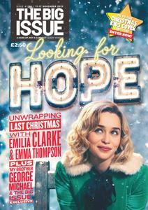 The Big Issue - November 11, 2019