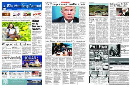 The Capital – June 10, 2018