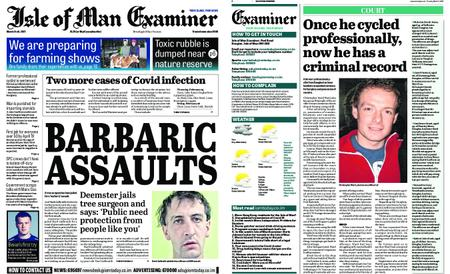 Isle of Man Examiner – March 02, 2021