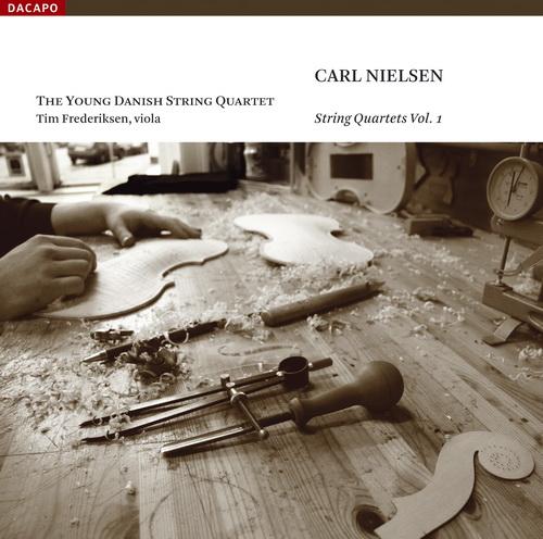 The Young Danish String Quartet - Carl Nielsen: String Quartets Vol.1 (2007) [Studio Master 24-96]