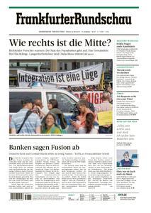 Frankfurter Rundschau Stadtausgabe - 26. April 2019