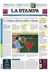 La Stampa Torino Provincia e Canavese - 18 Luglio 2020