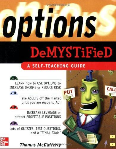 Options Demystified (repost)