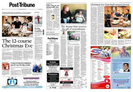 Post-Tribune – December 24, 2017
