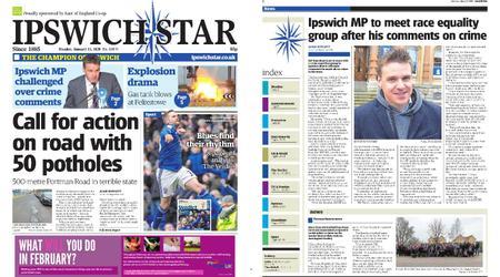 Ipswich Star – January 13, 2020