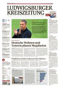 Ludwigsburger Kreiszeitung LKZ - 26 Mai 2021