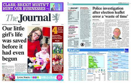 The Journal – April 28, 2018