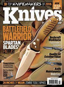 Knives Illustrated - March 01, 2016