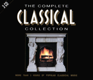 Various Artists - The Classical & Opera Collections (1992) 2 x 3 CD's