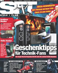 SFT - Spiele Filme Technik No. 12 - Dezember 2016