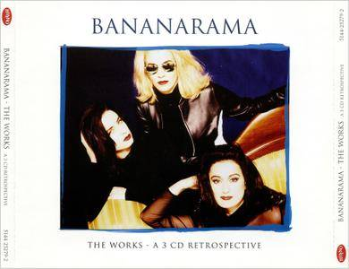 Bananarama - The Works - A 3 CD Retrospective (2007) 3 CD Set