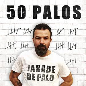 Jarabe De Palo - 50 Palos (2CD) (2017)