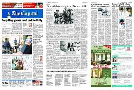 The Capital – August 23, 2017